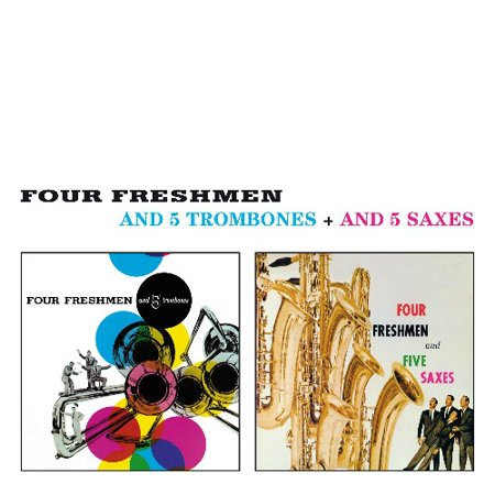 And 5 Trombones / and 5 Saxes (CD) (Remaster)