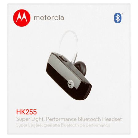 Motorola Super Light Performance Bluetooth Headset
