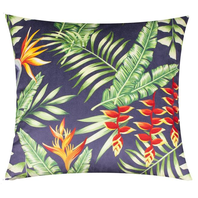 Urban Loft by Westex 651077 20 x 20 in. Tropical Decorative Throw Pillow Cushion - Fern, Square - image 1 of 1