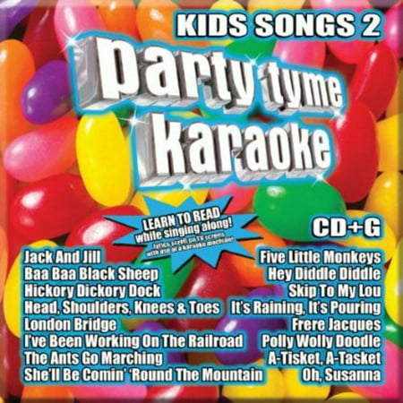 Party Tyme Karaoke: Kids Songs, Vol. - All Time Halloween Songs