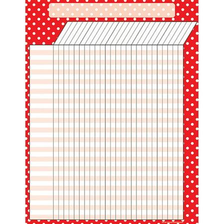 Red Polka Dot (Red Polka Dots Incentive)