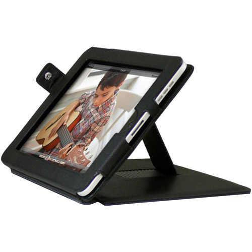 Premiertek LC-IPAD-STD iPad Case with Stand for 1st Generation iPad - Leather