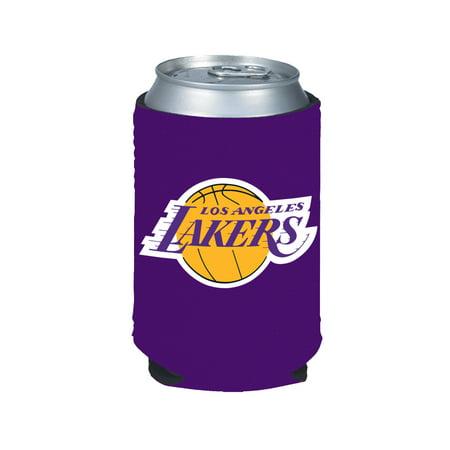 Kolder Texas Rangers Cooler - Los Angles Lakers Magnetic Kolder Kaddy Can Cooler