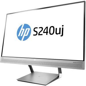 HP EliteDisplay S240uj Wireless Charging Monitor Wireless Charging Monitor