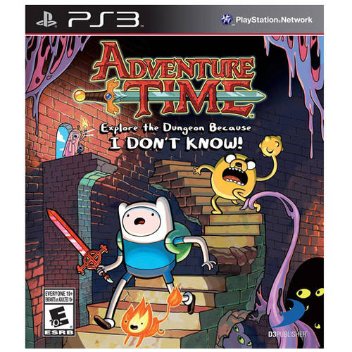 Adventure Time: I Don't Know (PS3) - Pre-Owned