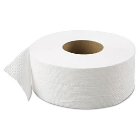 - Atlas Paper Mills Green Heritage Jumbo Junior Roll Toilet Tissue, 2-Ply, 9