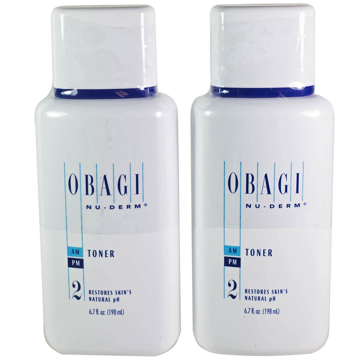 Obagi Nu-Derm Toner  - 2 Pack 13.4oz 400ml