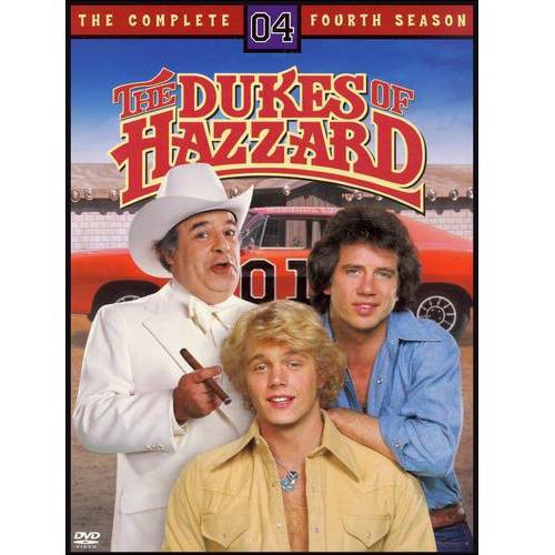 The Dukes Of Hazzard: The Complete Fourth Season (Full Frame)