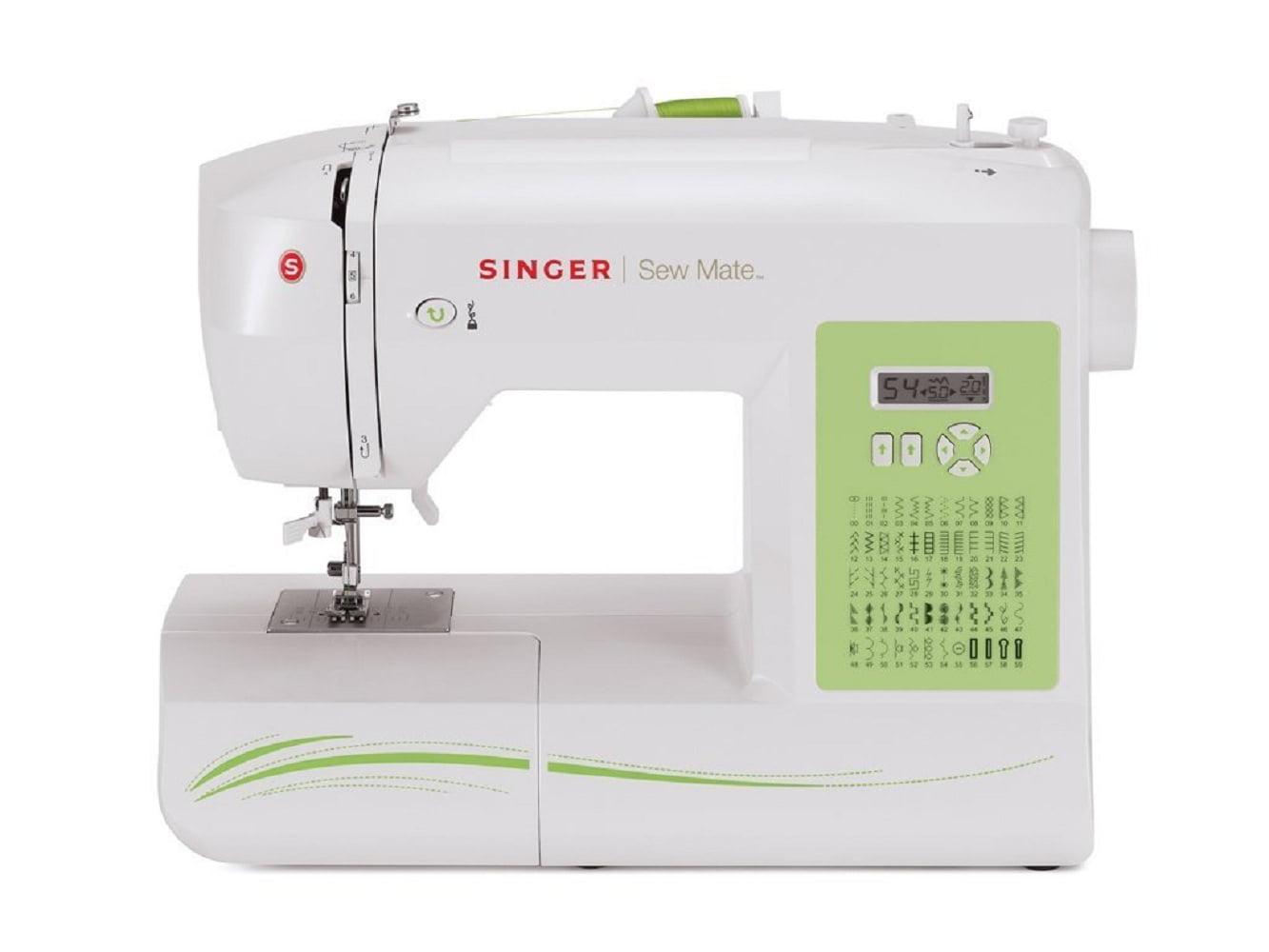 Singer 5400 Sew Mate 60-Stitch Sewing Machine - Walmart