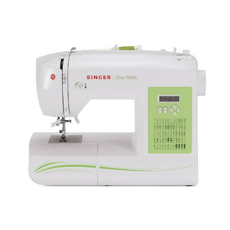 Singer 40 Sew Mate 40stitch Sewing Machine Walmart Cool How To Use My Singer Sewing Machine