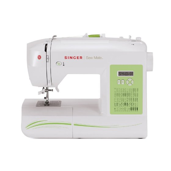 Singer 40 Sew Mate 40stitch Sewing Machine Walmart Extraordinary Singer Sewing Machine New Models