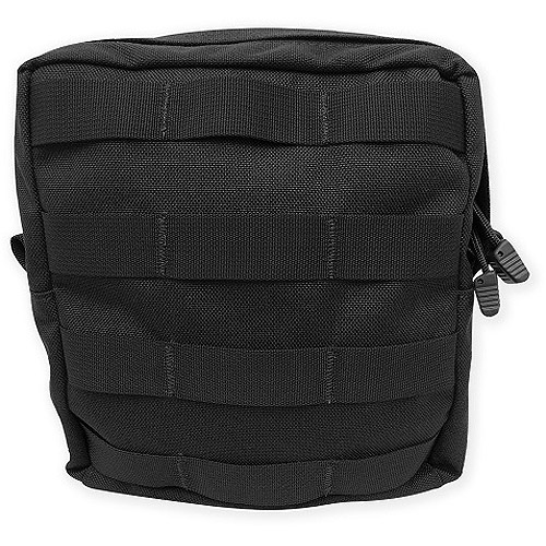 Tacprogear Large Black Utility Pouch