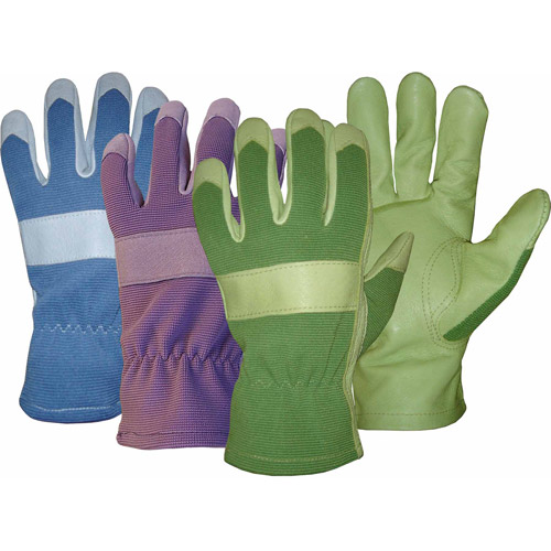 Ladies Pigskin Leather With Spandex Back by Boss Mfg Company