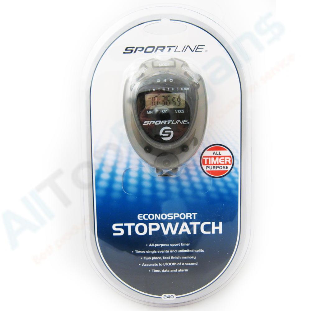 Sportline Econosport Stopwatch 240 BRAND NEW!
