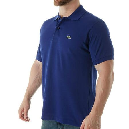 ef583ac0988e09 Lacoste L1212-51 Classic Pique 100% Cotton Short Sleeve Polo Image 1 of 4