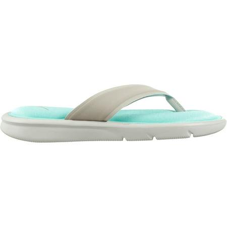 a51ed5cb311d Nike Women s Ultra Comfort Thong Flip Flops - Walmart.com