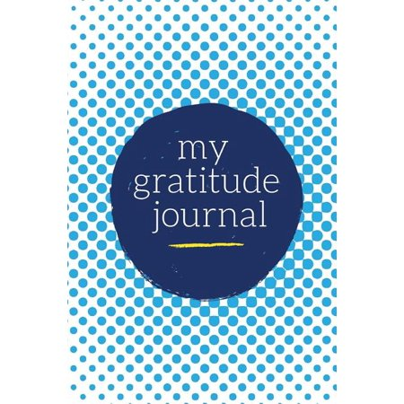 My Gratitude Journal : Choosing Gratitude Daily, Ocean Blue Dots Daily Gratitude JournalKeep up with all of life's daily blessings with this premium gratitude journal. With insightful prompts for morning and night, this makes a wonderful way to express appreciation for things in your life. Also makes a fantastic gift for loved ones!100 pages on white paperHigh-quality matte cover for a professional finishPerfect size at 6  x 9  --- easy to store and carryWonderful as a gift, present, or for personal useGreat for expressing gratitude and thankfulness in your lifeBenefits of Journaling / NotekeepingJoyful Journals(c) understands the powerful benefits associated with journaling and notekeeping. That's why we have created beautiful, high-quality products so you can harness your best self through the use of our notebooks, journals, and diaries. Here are a few of the incredible benefits you can take advantage of by journaling, keeping a diary, or releasing your thoughts on paper.Improves your mindfulnessBoosts creativity and well-beingEnhances emotional intelligenceIncreased goal setting and achievingInner-healing and stress reliefAbout Joyful Journals Joyful Journals(c) believes that we all have something great within. We just have to find it and share it. Through the use of journaling, reflection, and searching, you can find your inner greatness and share it with the world.Joyful Journals(c) creates high-quality journals, notebooks, planners, and diaries for those seeking the best in themselves. With inspiring designs and wonderful products, we hope to help unleash your inner-greatness through words on paper. Everyone has a special story to tell.Give the gift of a beautiful and inspiring journal, notebook, diary, or planner! They are great for any occasion: - Holidays- Birthdays- Weddings- Special Gifts- Ceremonies/EventsWhat Others Are Saying:  Through the advice of a friend, I started journaling 6 months ago. It's allowed me to peacefully release stress from work. In 