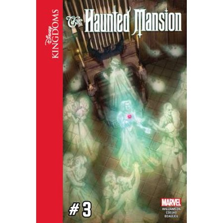 Disney Kingdoms: The Haunted Mansion #3](Haunted Mansion Magic Kingdom Halloween)
