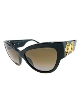 bc4e3956ab Product Image VERSACE VE4322 SUNGLASSES COLOR GB1 T5 BLACK SIZE 52MM  POLARIZED