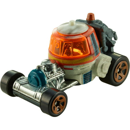 Hot Choppers - Hot Wheels Star Wars Character Car, Chopper