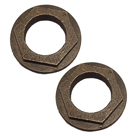2 Pack of Steering Shaft Bushing for MTD 941-0656A RT 2 PK
