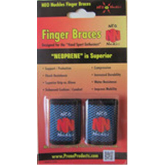 Neo Nuckles Athletic Finger Protector, Small, Blue
