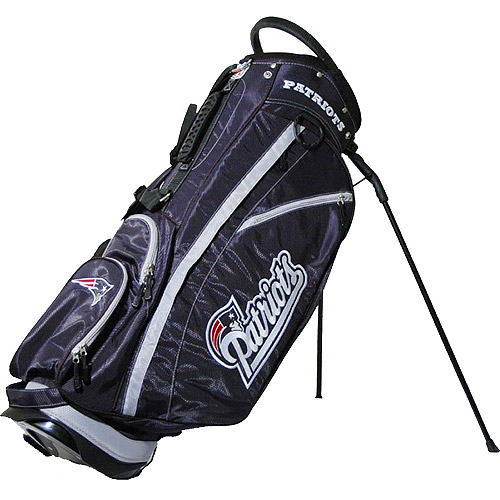 Team Golf NFL New England Patriots Fairway Golf Stand Bag