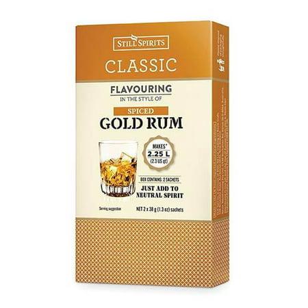 Still Spirits Classic Spiced Gold Rum - 3 Pack