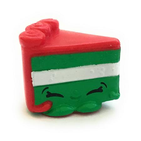 Shopkins Christmas Bauble Linda Layered Cake Red/Green (Loose) ()
