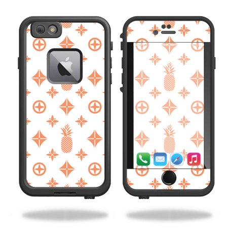 MightySkins Protective Vinyl Skin Decal for Lifeproof Fre iPhone 6 Plus   6S  Plus Case wrap cover sticker skins Coral Designer - Walmart.com 091bcc2757