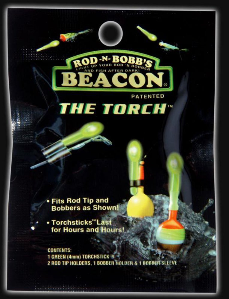Brand New Rod-N-Bobb's The Torch Lightstick Green, High-quality by