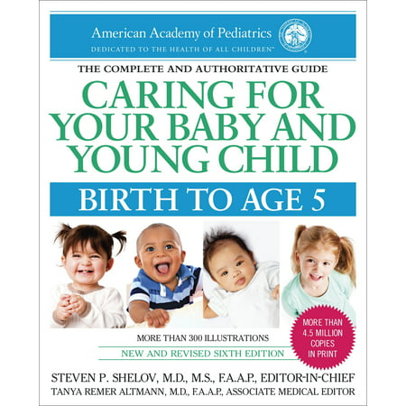 Caring for Your Baby and Young Child, 6th Edition : Birth to Age (Turning The Baby To Avoid Breech Birth)