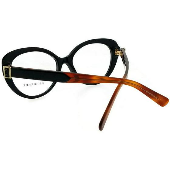a1f7ba48526 Eyeglasses Burberry BE 2251 3637 BLACK - Walmart.com