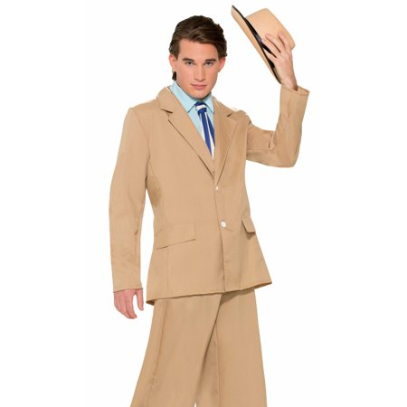 Forum Mens 20s Formal Vintage Suit Halloween Costume - 20s Mens Costumes