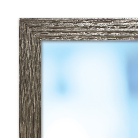 """Mainstays 8-Opening 4"""" x 6"""" Linear Rustic Collage Frame"""