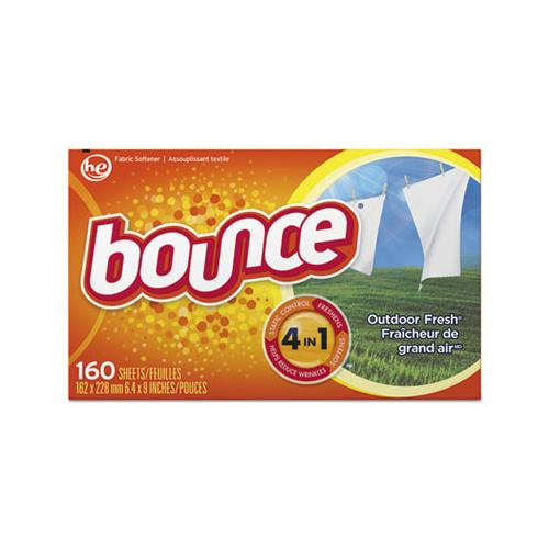 Fabric Softener Sheets, 160 Sheets/Box, 6 Boxes/Carton 80168CT
