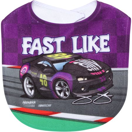 Jimmie Johnson WinCraft Infant ALLY All Pro Baby Bib - No -