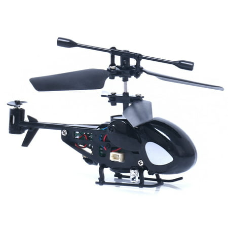 Mallroom RC 2CH Mini rc helicopter Radio Remote Control Aircraft  Micro 2 Channel](4 Channel Helicopter)