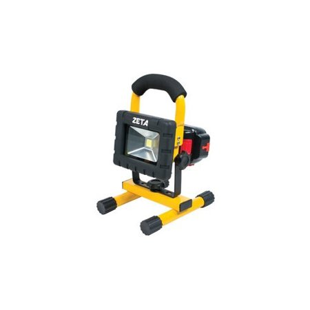 JackCo ZT50201 10W Cordless LED Flood Light Kit by