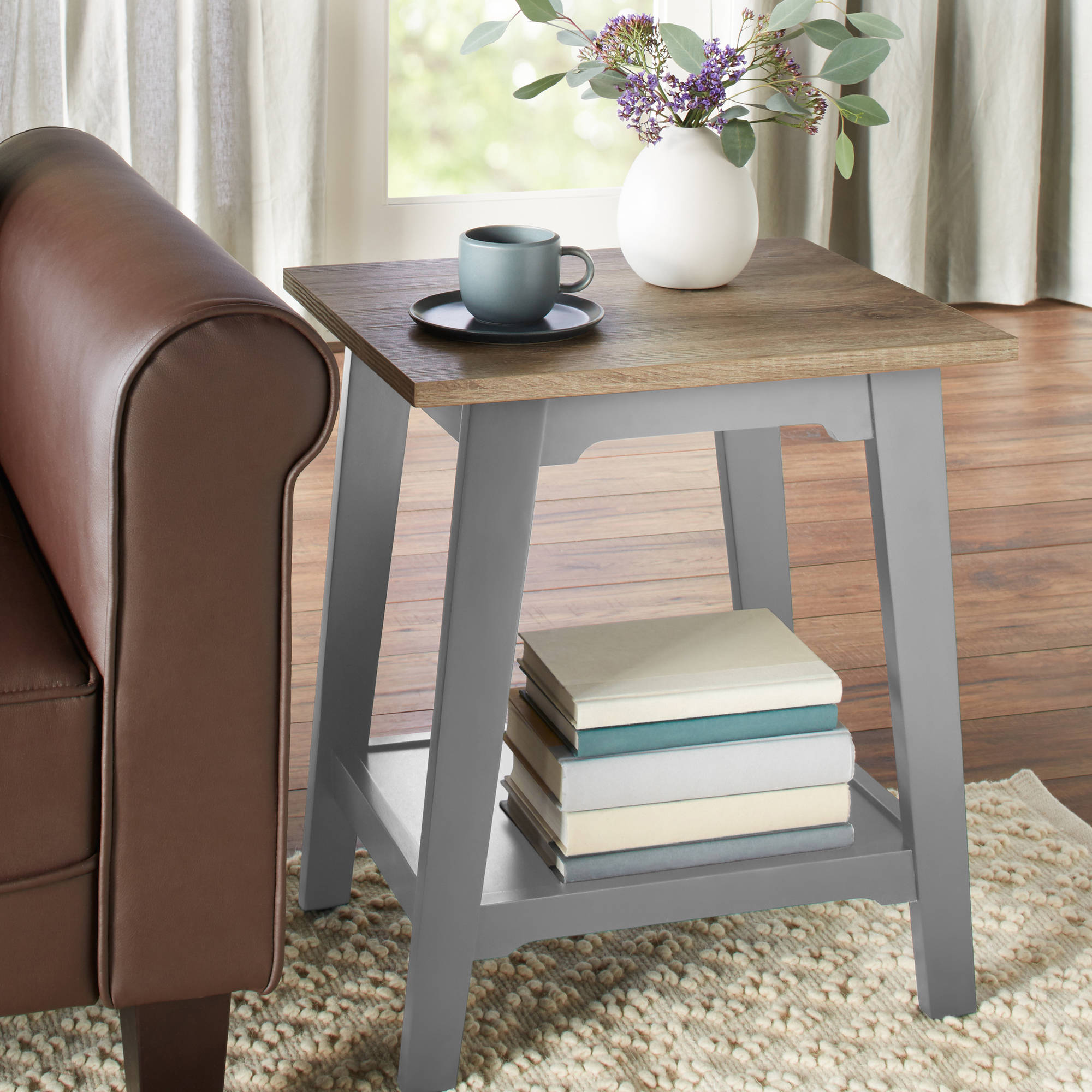 10 Spring Street Savannah Console Table Walmart Com