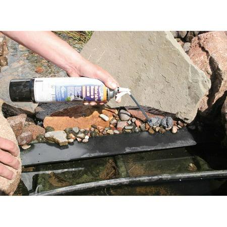 Aquascape DIY Black Waterfall Foam (Aquascape Water)