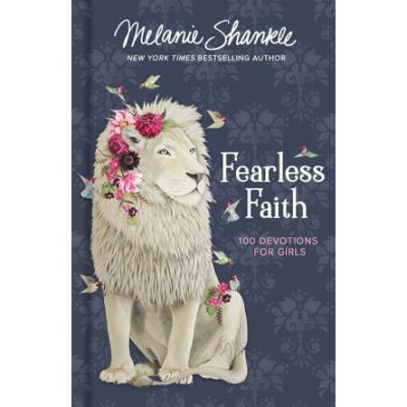 Fearless Faith: 100 Devotions for Girls (Hardcover) - Spice Girls Halloween Tutorial