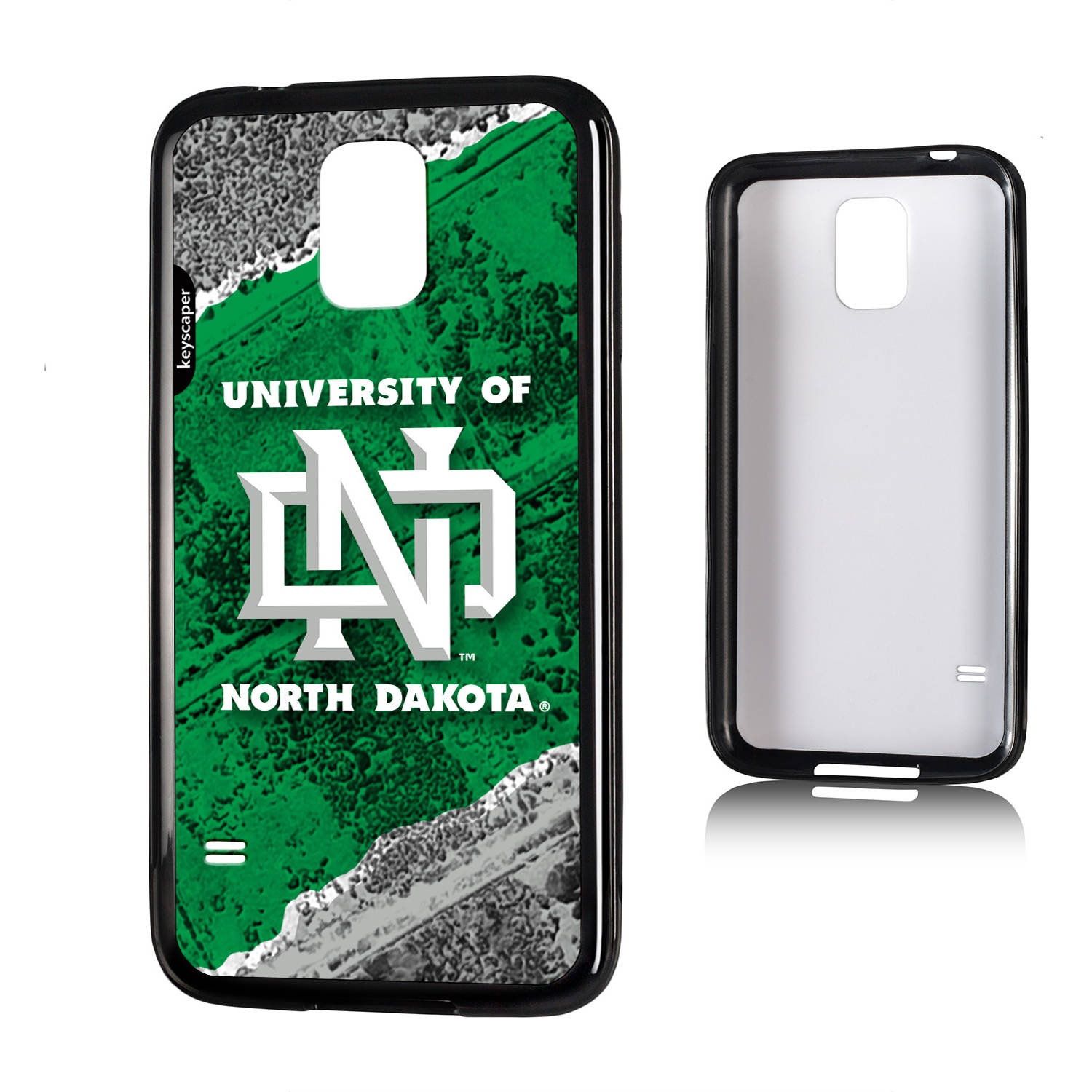 North Dakota Galaxy S5 Bumper Case