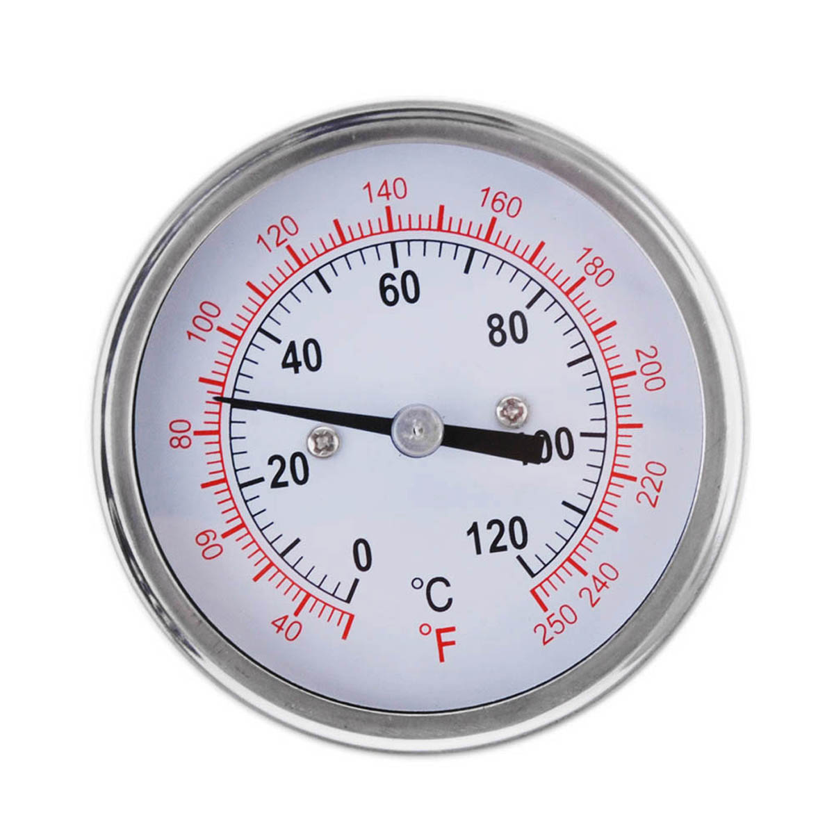 Classic Large Dial Oven Thermometer Food Meat Temperature Gauge by Unbranded