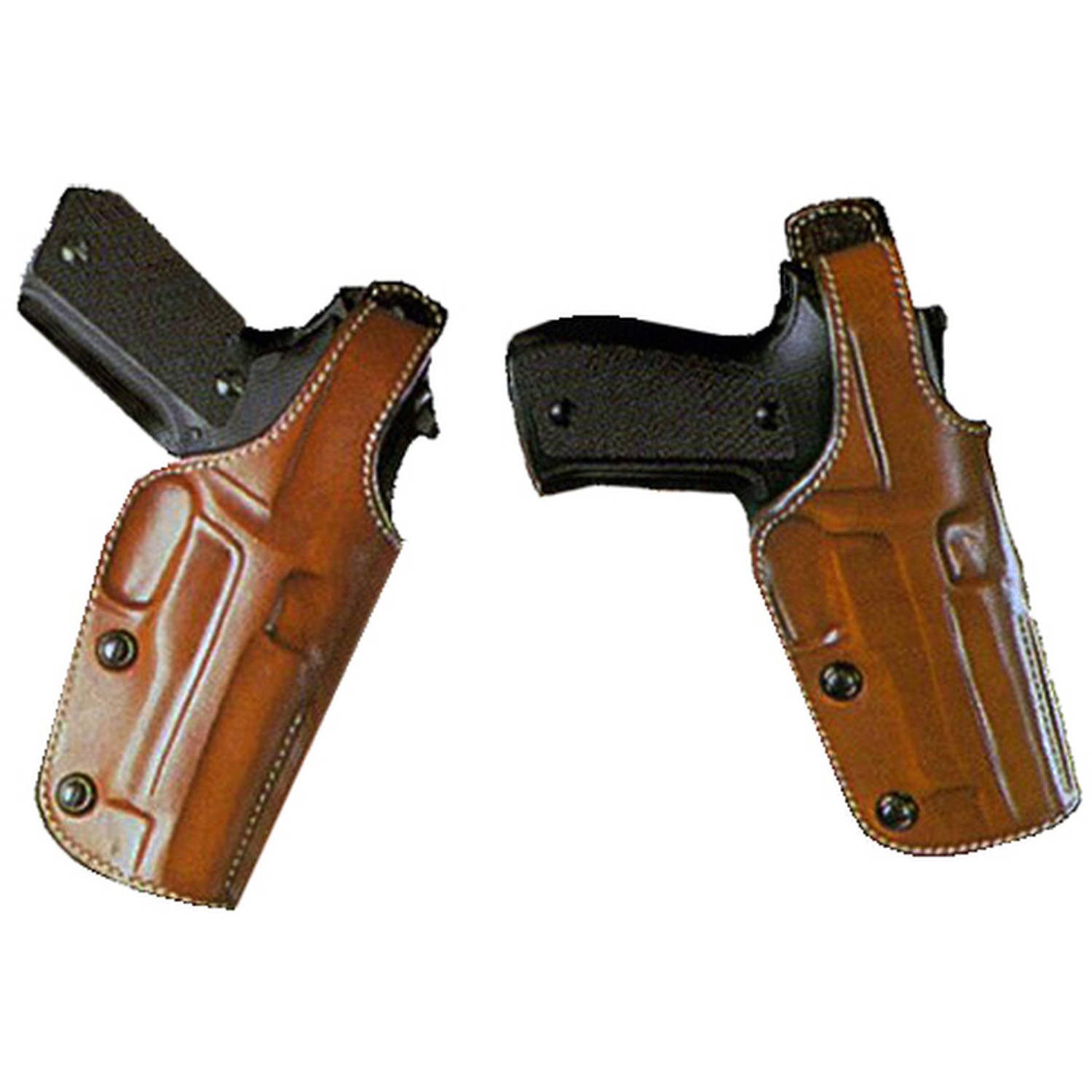 Galco Dual-Position Phoenix Holster, Tan, Right Hand by Galco
