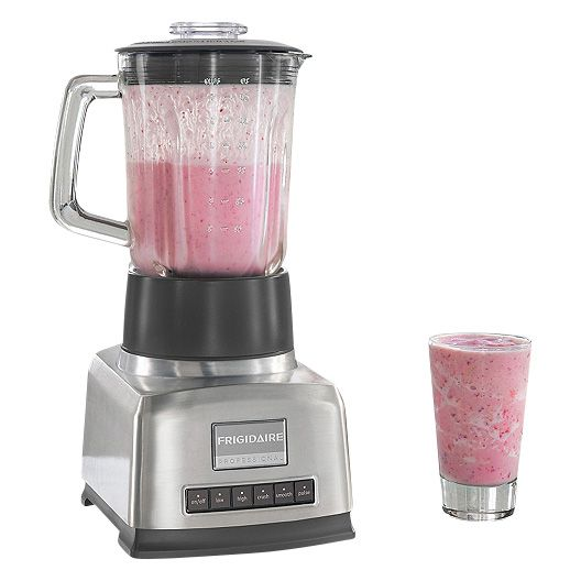 Frigidaire Professional Large Capacity 5-Speed Blender, Stainless Steel