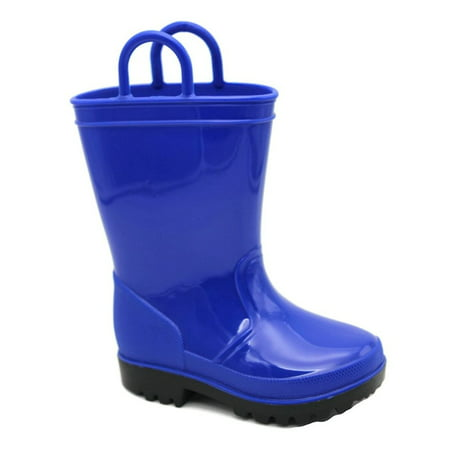 Ska Doo Kids Toddler Rain Boots Assorted Colors ()
