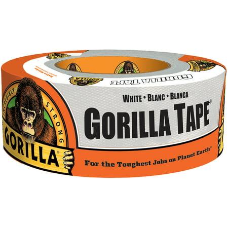 Gorilla Glue Tape White 10yd. - Glue Tape