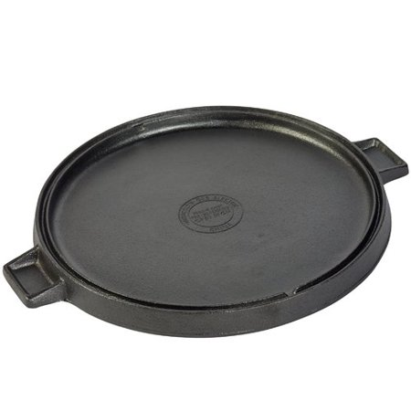 Basic Essentials 14'' Round Reversible Griddle Reversible Round Griddle
