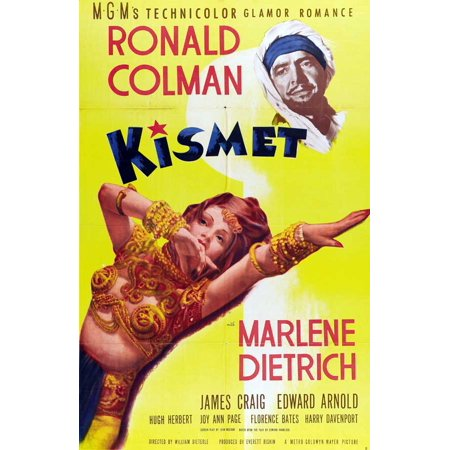 Kismet - movie POSTER (Style A) (11